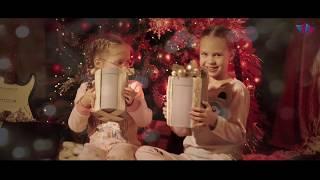 «НОВОГОДНИЕ ВКУСНЯШКИ...»🎄/ СОФИЯ АКМАЕВА и АННА АКМАЕВА (Новогодний ролик «АЗАРТ»)