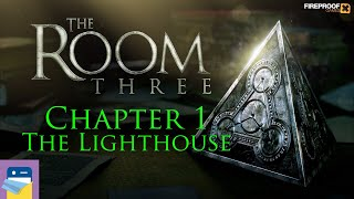 The Room Three (3): Chapter 1 COMPLETE Walkthrough The Lighthouse & iOS Gameplay (Fireproof Games)