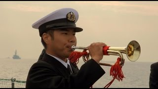 平成27年10月15日 観艦式予行④ あぶくま艦上イベント  Japan Maritime Self-Defense Force Fleet Review 2015