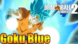 Dragon Ball Xenoverse 2 GUÍA GOKU SUPER SAIYAN BLUE ONLINE COMPETITIVO