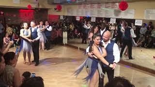 Bachata Student Dance Team Performance- Lorenz Latin Dance Studio Manhattan