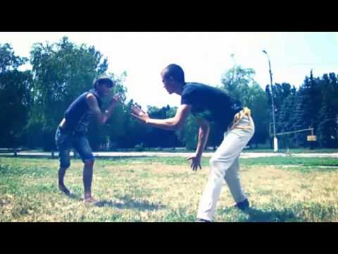 Capoeira in Gorlovka