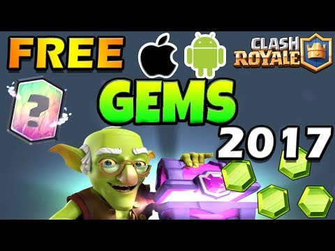 Clash Royale Hack - Clash Royale Free Gems Cheats - Android & iOS [WORKING 2017]