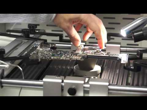 """Zhuo Mao ZM-R6200c for Macbook Pro logic board repair, 2011 GPU issue 820-2915"" date:12-23-14"