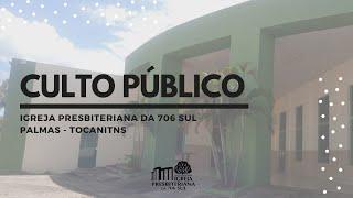 Culto Público - 21/06/2020