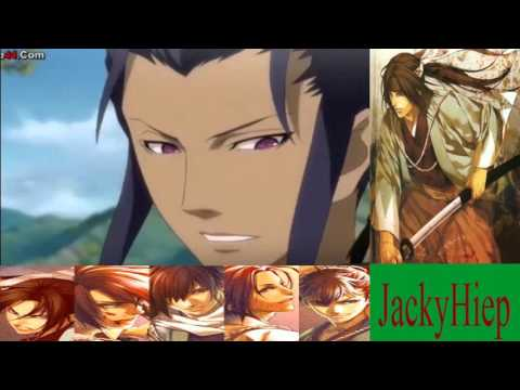 Hakuouki Shinsengumi Kitan - Episode 15 (English Sub) - Full HD