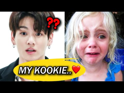 BTS Jungkook appeared