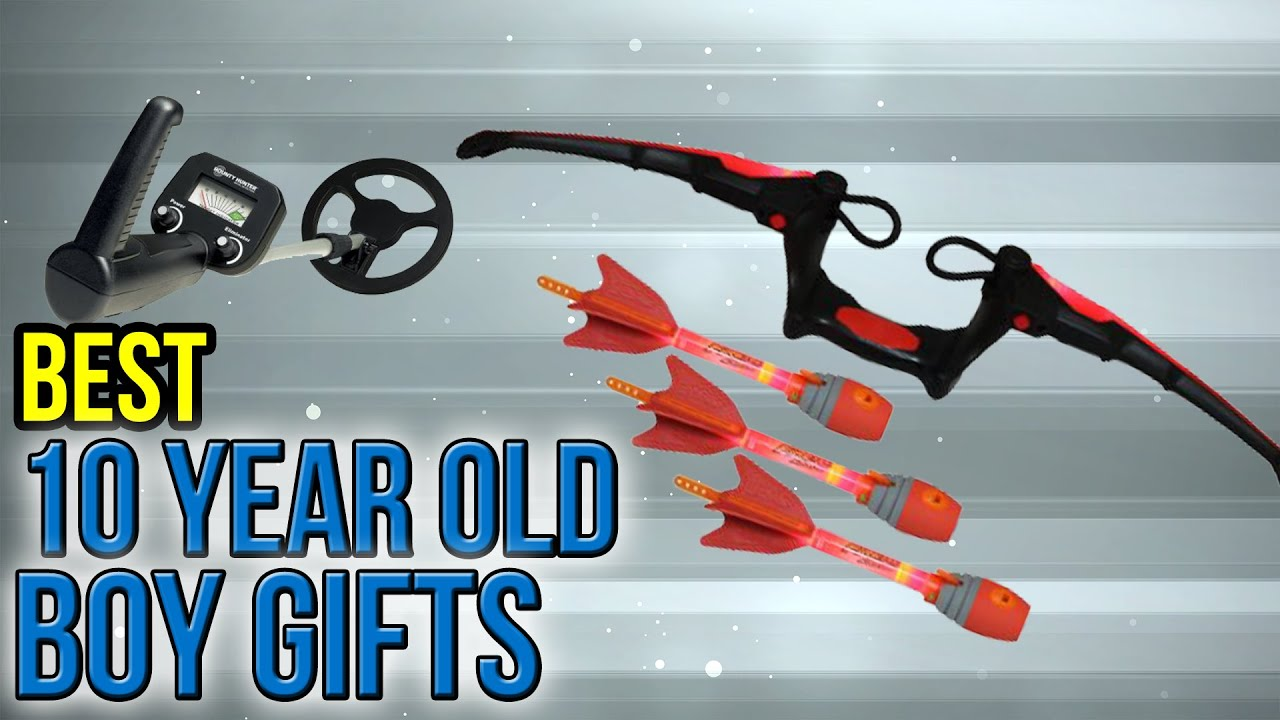 10 Best 10 Year Old Boy Gifts 2017 - YouTube