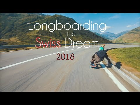 Longboarding The Swiss Dream 2018 | Full Film [4K]
