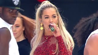 Rita Ora - RIP / How We Do (Summertime Ball 2014)