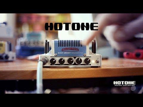 Hotone: Nano Legacy Vulcan Five-O 5W SS Amp