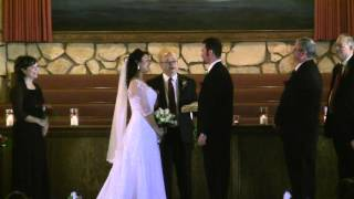 Anna and Kevin Halstead Wedding Clips