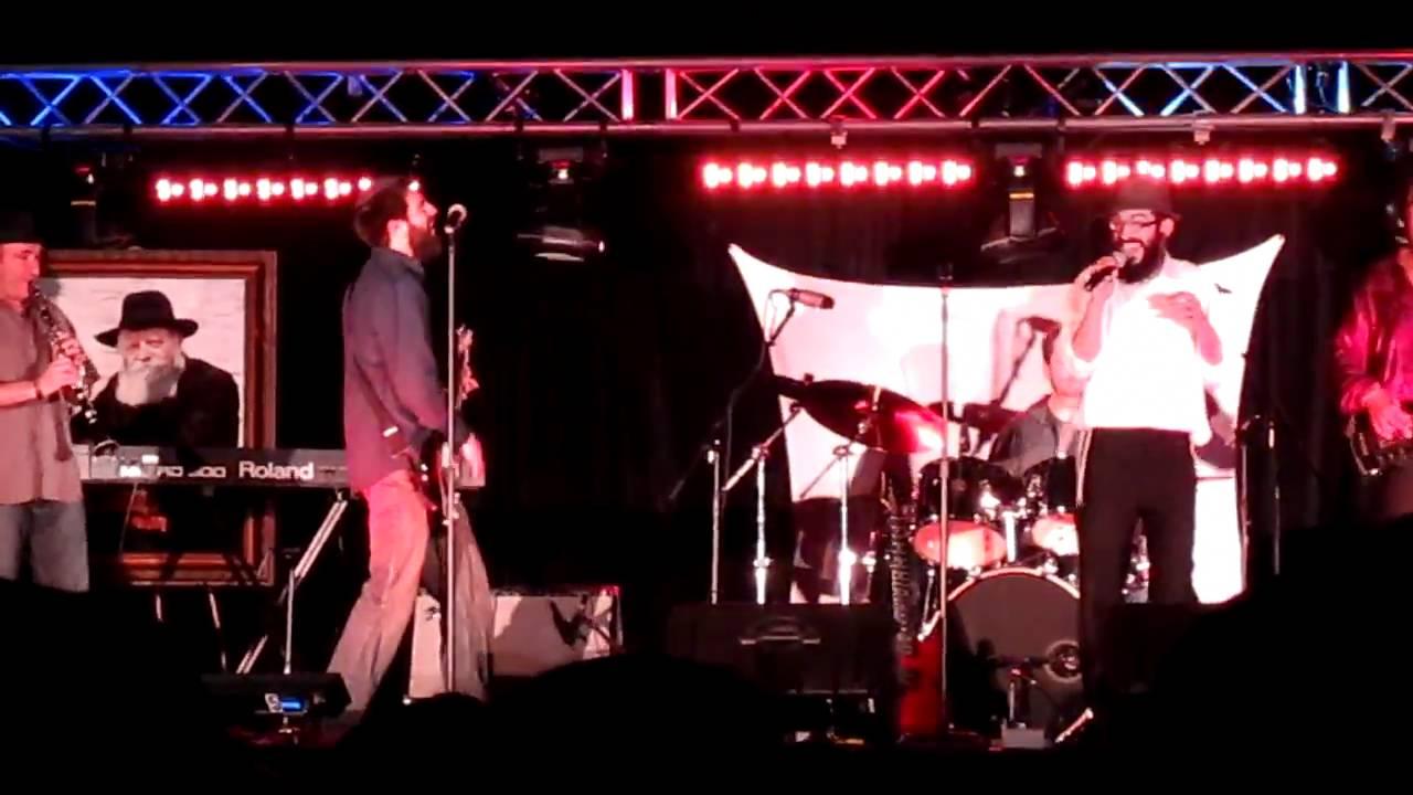 Orlando Pesach Concert - Ya'alili Clip #1