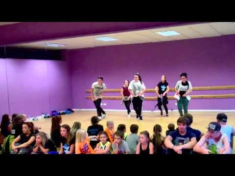 Touch It - Busta Rhymes Ace Abraham-Jones choreography ...
