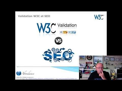Une Page Web Doit-elle être Valide W3C Pour être Bien Référencée ?  Vidéo SEO Abondance