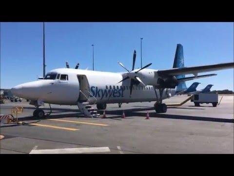 Virgin Australia Fokker 50 Farewell Flight