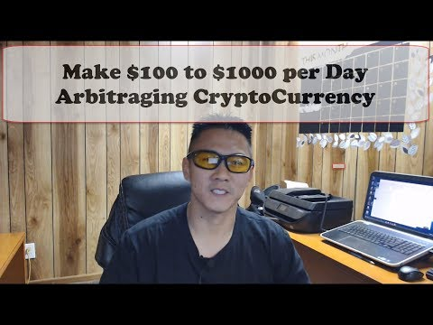Crypto Currency Arbitrage Opportunity