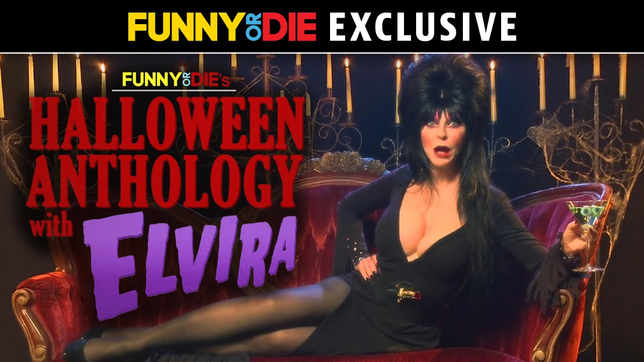 Download Funny Or Die's 2014 Halloween Anthology with Elvira