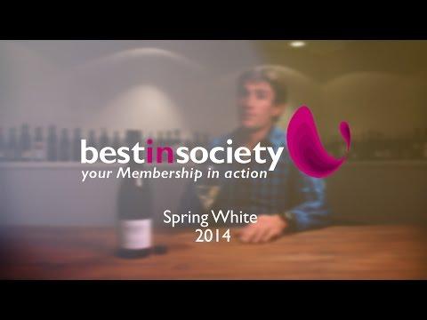 INTERVIEW   Allan Scott: Best in Society Spring White 2014