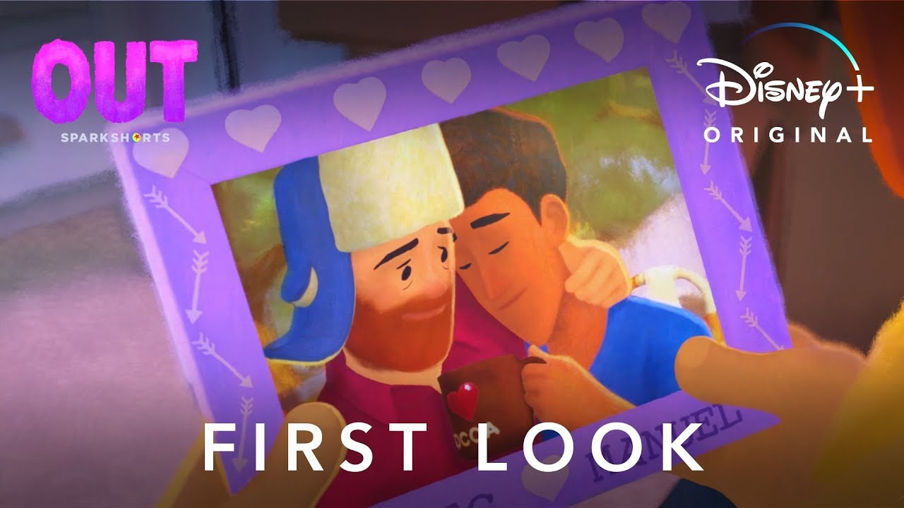 Pixar's SparkShorts   Tomorrow   Disney+