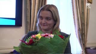 В Министерстве образования и науки КЧР чествовали одного из лучших учителей России