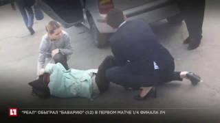 Автомобиль Надежды Савченко сбил пожилую женщину пешехода