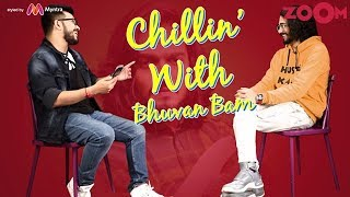 Chillin' with Bhuvan Bam | First girlfriend | Most embarrassing nickname | Full Interview| Exclusive