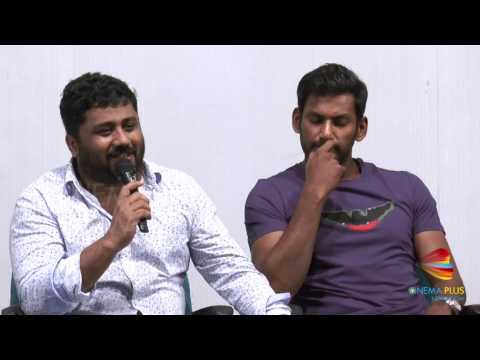 Vishal: Compensation for loss is instant, why not Anti-Piracy be ?
