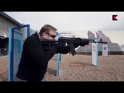 Kalashnikov concern made Saiga carbines for european shooters