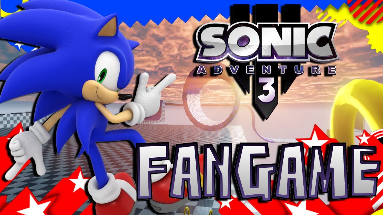 sonic adventure 3 fr fan game unreal engine 3 youtube