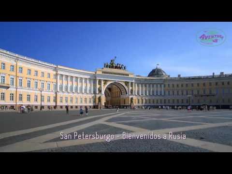 Aventura Travel. Moscú, San-Petersburgo y Anillo de Oro