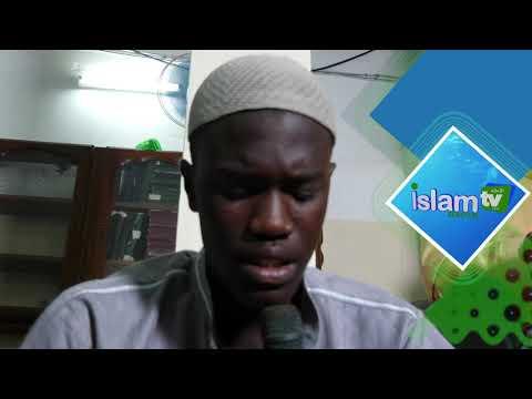 Al Quran par Cheikh Alioune Sarr Sourate 18 (Al Kahf)