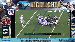 Philadelphia Eagles vs Dallas Cowboys FULL HD GAME Highlights Week 14