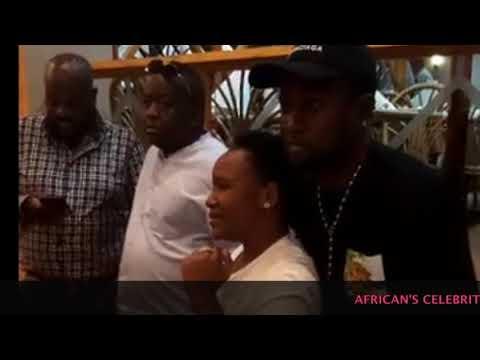 WERRASON - L 'artist le plus sympa de la RDC !Regardez comment il rigole avec ces musiciens