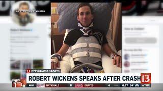 Robert Wickens Update