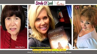 After The Cheering Stops - ReneMarie Stroke Of Luck TV Show -June 6, 9:00 AM - 10:00 Am