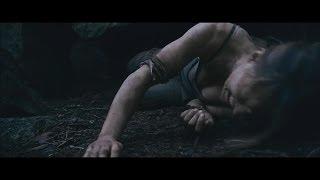 Lara Croft vs Big Man