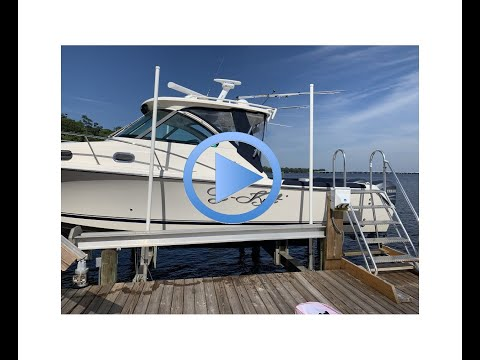 2009 Pre Owned Pursuit OS315 Offshore Fishing Boat For Sale Jacksonville Florida