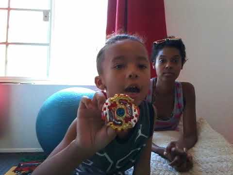 Zion's Beyblade Burst Video 👏