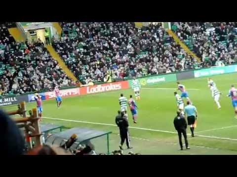 Celtic Glasgow vs  Inverness Caledonian Thistle FC am 5.11.2016