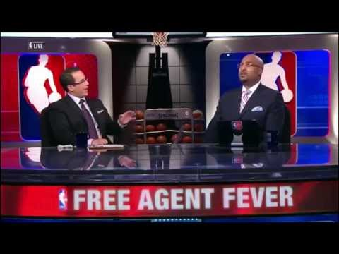 Dwyane Wade Signs with the Chicago Bulls - 2016 NBA Free Agency