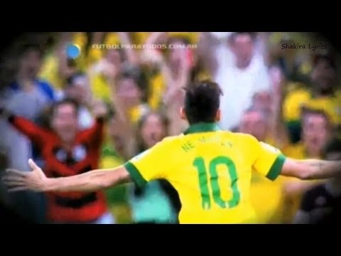 Dare La La La  Shakira Version  2014 Brasil FIFA World Cup