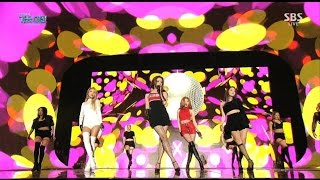 "Wonder Girls(원더걸스) ""I Feel You"" Stage @ SBS 2015 Gayo Daejeon 2015.12.27"