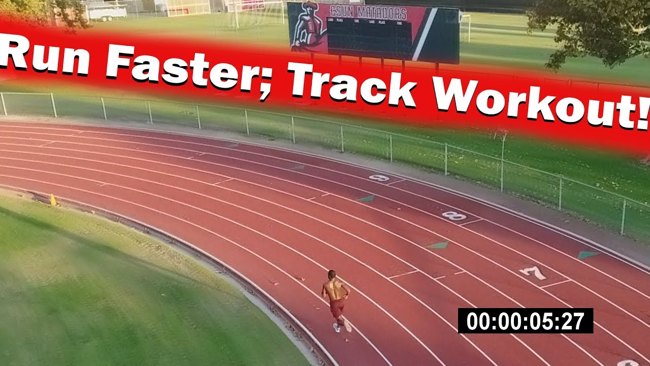 images How to Run a Faster 800m