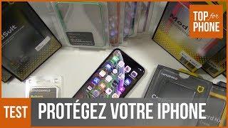 La protection ultime pour iPhone Xs Max, Xs et Xr - présentation par TopForPhone