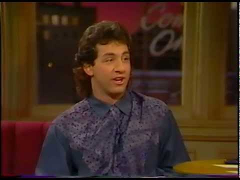 "JUDD APATOW on ""COMICS ONLY"" (1989)"