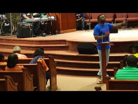 Pastor Jeremy Williams #7