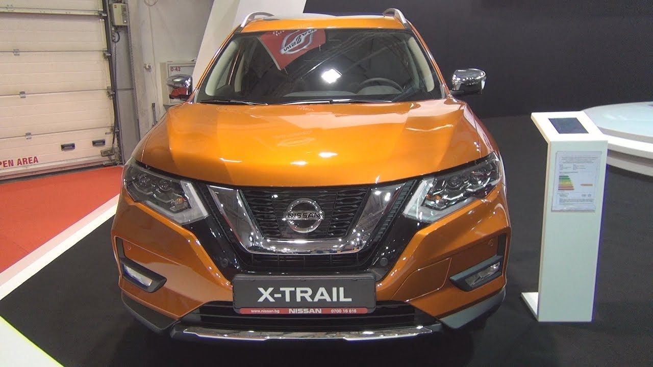 Interieur X Trail 2018 Nissan X Trail 2 Dci 4x4 Tekna 2018 Exterior And Interior