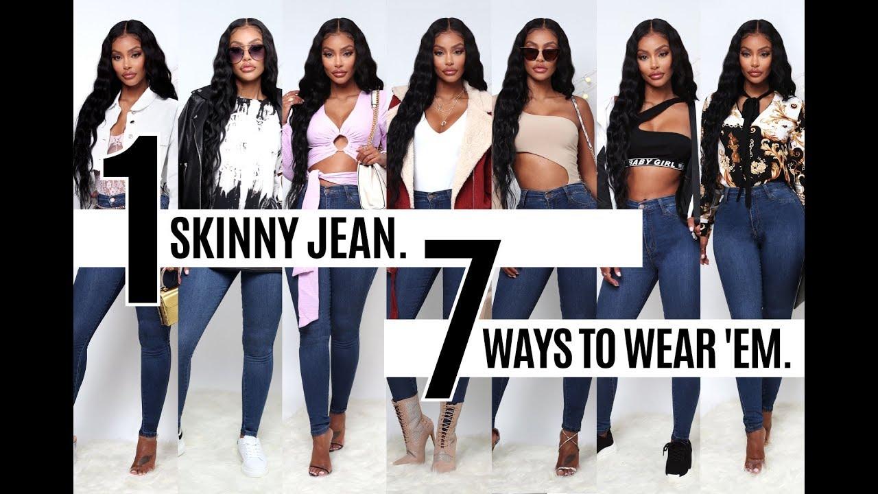 The World's Most Versatile Skinny Jean | FASHION NOVA
