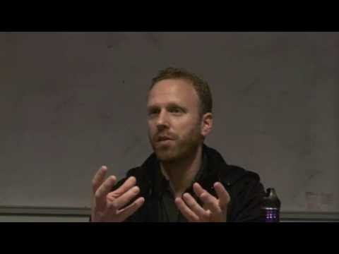 Max Blumenthal: Israeli Apartheid Week 2015, Glasgow University